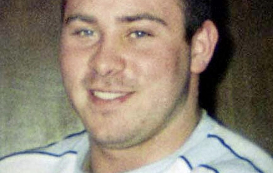Security forces planned to kill agent Gareth O'Connor