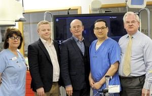 Cross-border cardiac service has saved lives of 27 patients