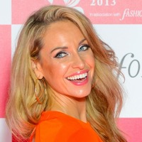 Lydia Bright and Josie Gibson celebrate birthdays with their fellow contestants on The Jump