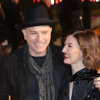 Renton and Sick Boy step out for Trainspotting 2 premiere