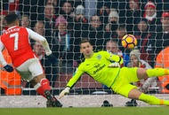 Arsenal v Burnley was just about the most topsy-turvy game of the Premier League season