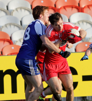 Derry edge thriller to set up reunion with Tyrone
