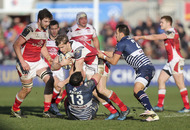 Ulster's Les Kiss calls for unity after Bordeaux loss