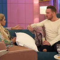 Has Jamie and Bianca's CBB romance hit the rocks?
