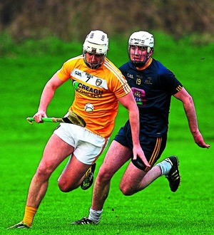 Things look bright for Antrim after DCU win
