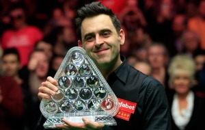 Ronnie O'Sullivan has won a record seventh Masters title