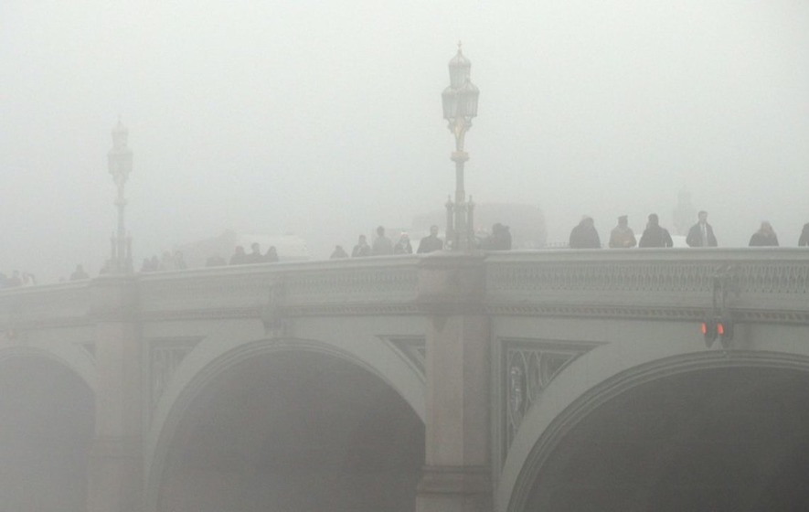 These striking pictures of foggy Britain will make you feel mystical