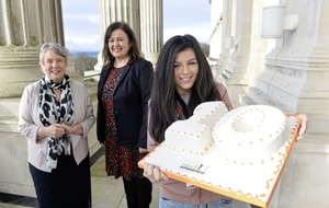 Stormont event celebrates improved GCSEs for children in care
