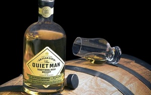 Willie is anything but the 'Quiet Man' with new whiskey venture