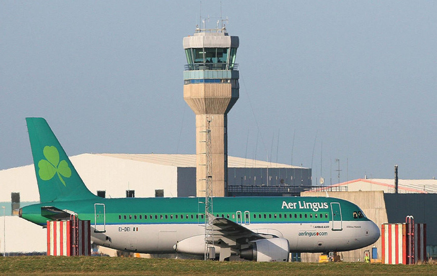 Aer Lingus workers among three arrested over suspected illegal immigration ring