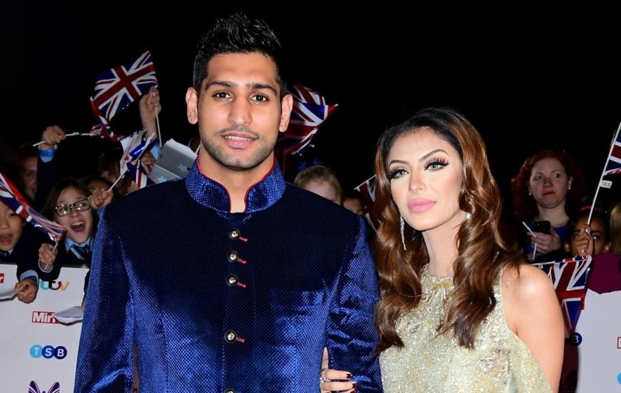 Amir Khan says 'marriage is brilliant' as he discusses sex tape release