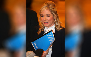 Michelle O'Neill: from health campaigner to Sinn Féin leader