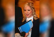 Michelle O'Neill: from health campaigner to Sinn Féin leader