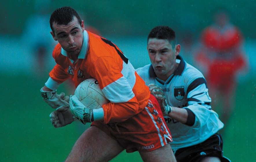 On this Day – January 24 1972: Derry's Eamonn Burns, part of the 1993 All-Ireland win, was born