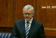 Live Video: DUP MLA Jonathan Bell speaks in Assembly RHI debate