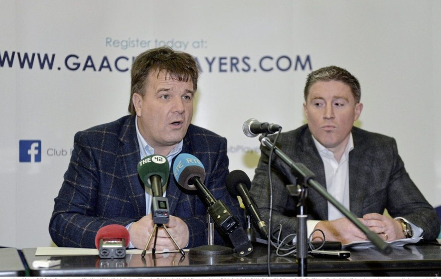 Club Players' Association 'cannot support' Paraic Duffy's Championship proposals