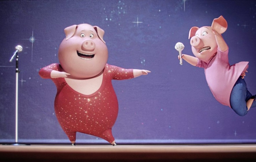 Sing is a feel-good fable for our fame-hungry times
