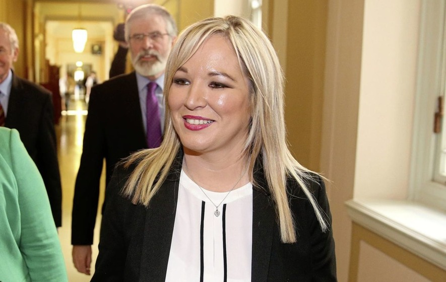Michelle O'Neill Named Sinn Féin's New Leader Of The North