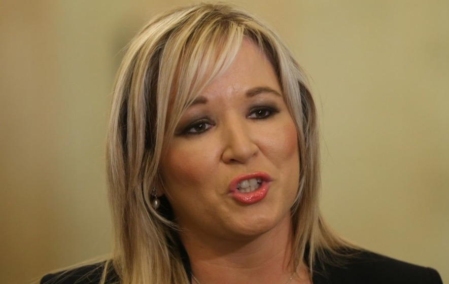 5 things you should know about Michelle O'Neill, the new Sinn Fein leader at Stormont