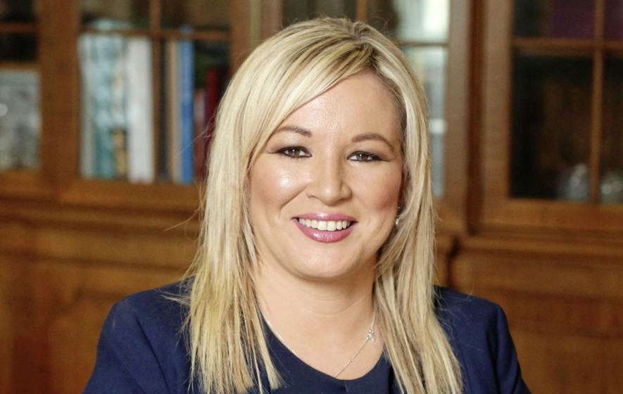 leader of sinn fein