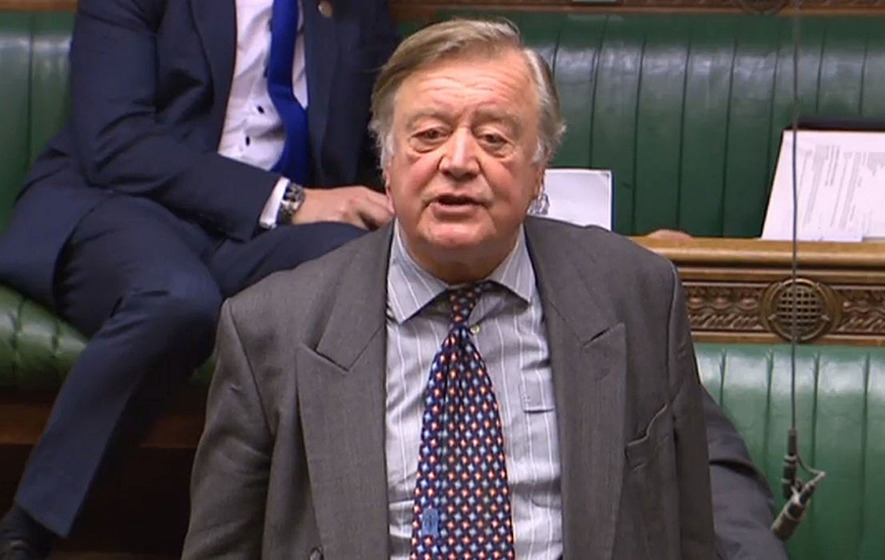 Allowing Cabinet to decide on Brexit 'totally undemocratic' says Ken Clarke
