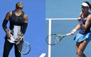 8 pictures that prove Serena Williams should fear Johanna Konta