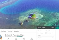 You can rent an entire island on Airbnb for £327 if you're sick of sharing with other people