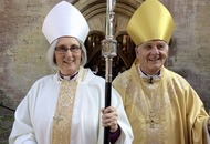 First female bishop in Wales consecrated