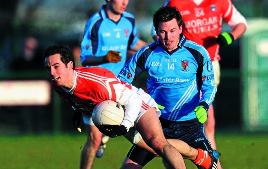 Aaron Kernan: McKenna Cup is just what the Dr ordered
