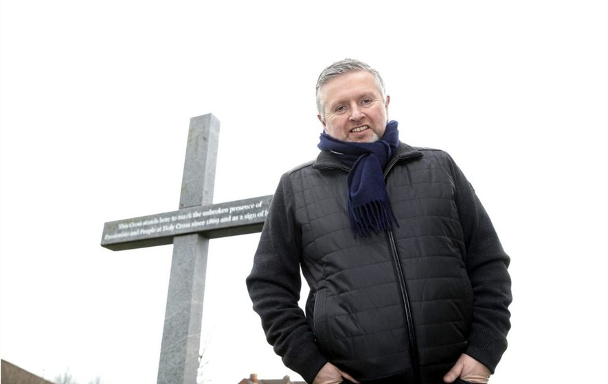 Fr Gary Donegan: 'I'm not meant to be popular, I'm here to serve'