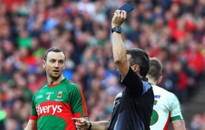 The black card is here to stay insists GAA director-general Páraic Duffy