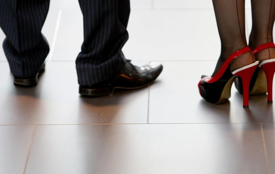 You'll be outraged by some of the findings of this report into sexist dress codes in the workplace