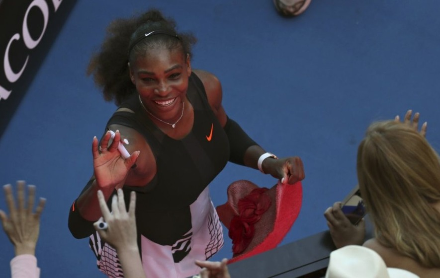 Can you believe Serena Williams is on course to win grand slams during four different presidential eras?
