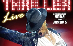 Now on sale: Thriller Live at The Waterfront Hall, March 16 to 18