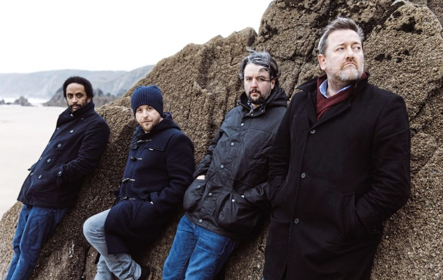 Love is saving me from myself says recently wed Elbow frontman Guy Garvey