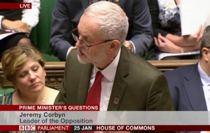 Corbyn gaffe over condolences  to dead policeman who didn't actually die
