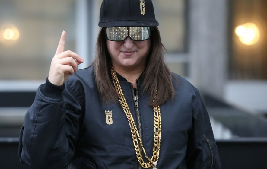 Controversial X Factor rapper Honey G says her first single 'was not promoted enough'