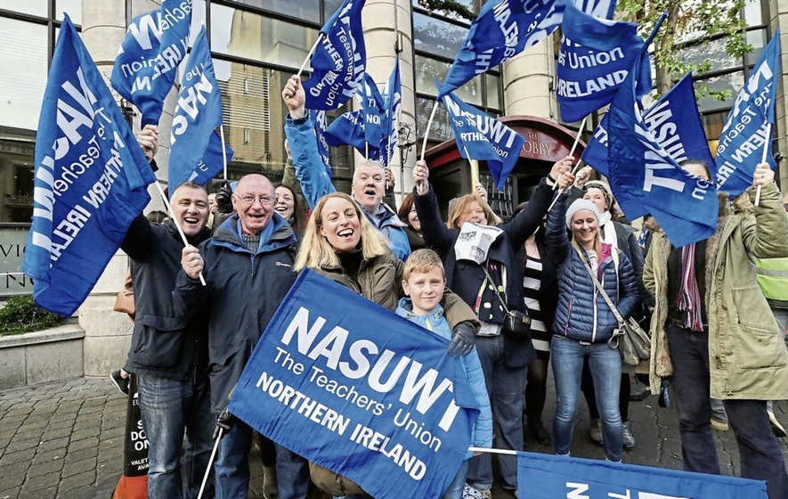 Teachers in pay row preparing for latest strike action