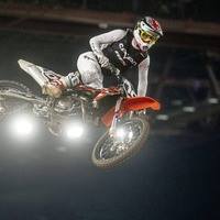 Motorcycle madness: Arenacross at SSE Arena Belfast