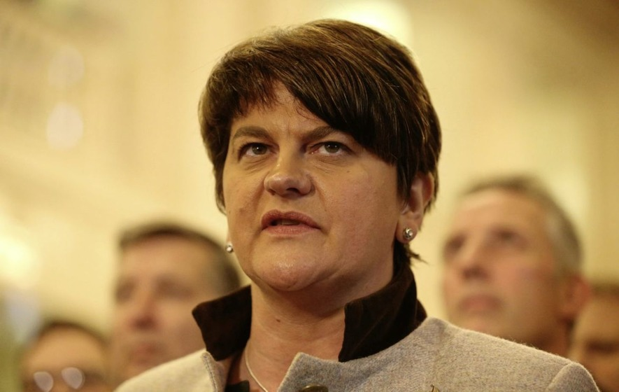 Martin O'Brien: It would be unwise to write off Arlene Foster