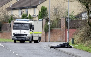Two men questioned in relation to Polegass bomb