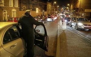 Man dies in one-car crash on Westlink in Belfast
