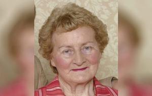 Kathleen Mackin, a woman of faith, family and friends