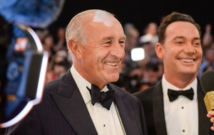 Did Strictly stars forget him? Len Goodman's National Television Awards double blow