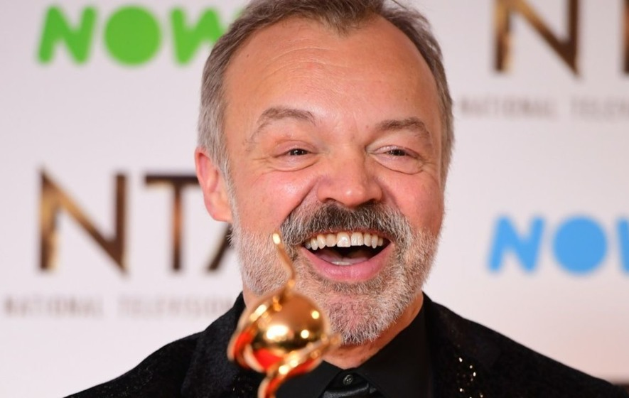 Morto! Norton forgets to thank the mammy at TV awards