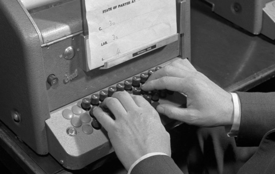 If you miss typewriters, this new computer keyboard could be perfect for you
