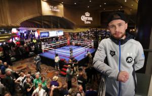 Former champions predicting Carl Frampton win in Las Vegas