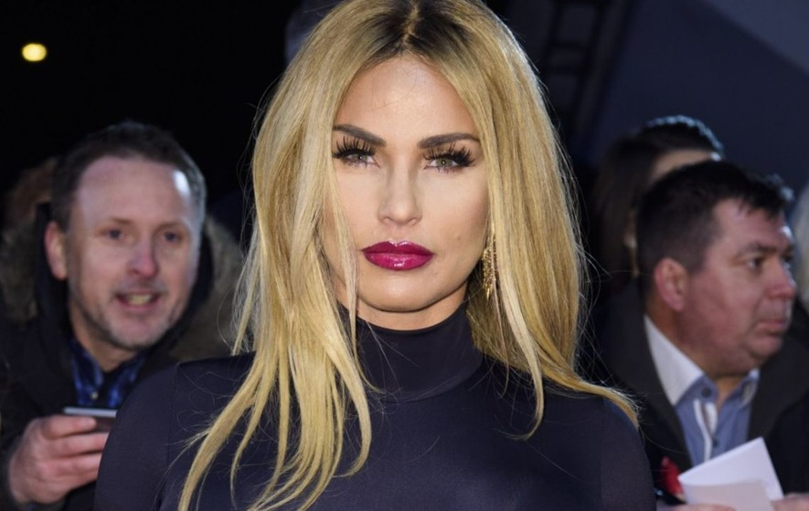 Troll apologises to Katie Price for tweets about her son Harvey