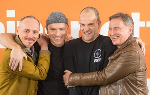 Nearly half of T2 Trainspotting scenes did not make finished film