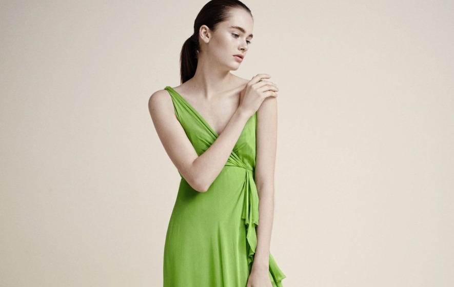 FASHION: It's time to wipe your fashion slate green